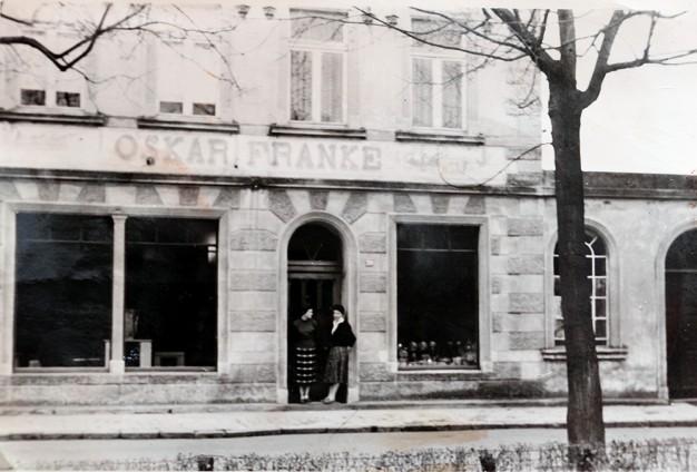 Historie Franke Einrichtungen