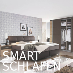 Unser smart Schlafen-Sortiment